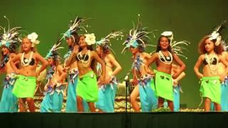 学校のダンスフェスティバル - モアナと伝説の海の歌にのせて
