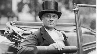 многоразовый президент США Франклин Делано Рузвельт