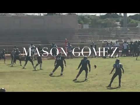 Mason Gomez 2018 fall season Mp3