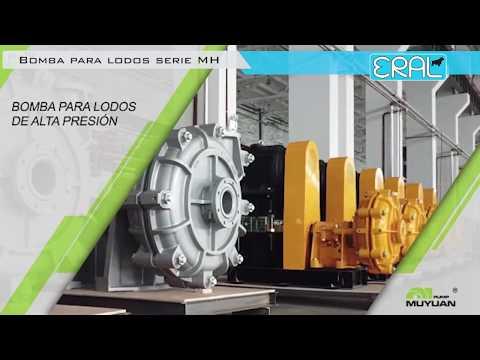 Bomba Centrifuga para lodos y pulpas Mineria 👷 thumbnail
