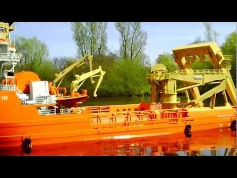 Multifunktional Offshore Vessel UT 742 Normand Progress