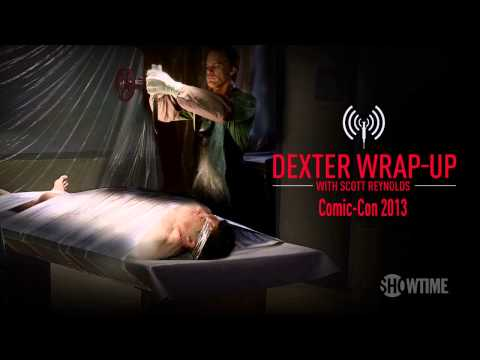 Dexter Season 8: Comic-Con 2013 Wrap-Up (Audio Podcast)