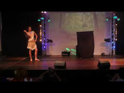 related image - Japan Party 2017 - Cosplay Samedi - 10 - Pocahontas