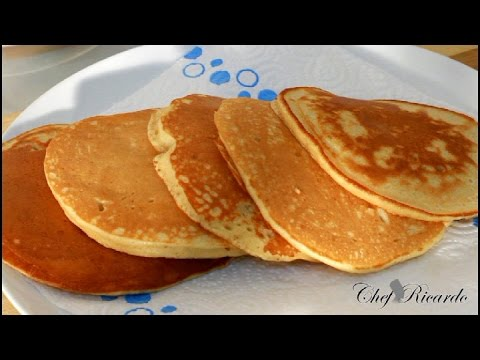 amazing-pancakes-day---vanilla-pancakes-day-|-recipes-by-chef-ricardo