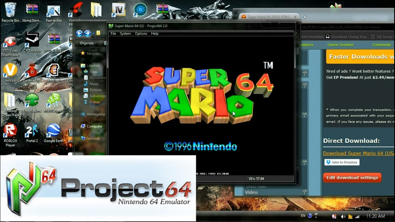 Project 64 emulator download | Homework Sample - bluemoonadv com