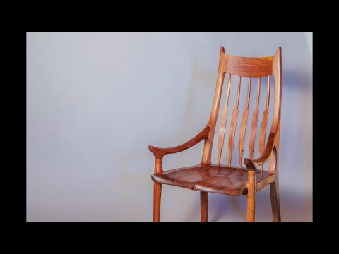 Maloof Sculpted Arm Chair