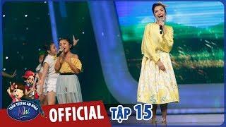 vietnam idol kids 2017 - gala trao giai - bich phuong ft thu uyen - bao gio het he