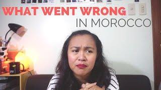 Manila to Morocco: Mistakes in Morocco, Essaouira, Robbed, Drone, Filipina Travel
