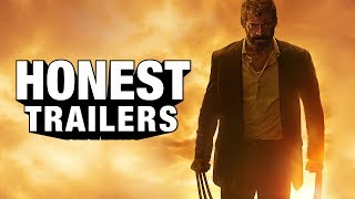 Honest Trailers - Logan (Feat. Deadpool) - 200th Episode!!