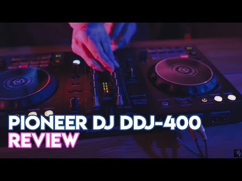 Обзор dj-контроллера Pioneer DDJ-RB - YouTube