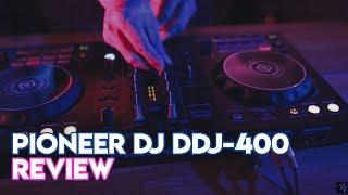 Pioneer DJ DDJ-400 Rekordbox DJ Controller Review