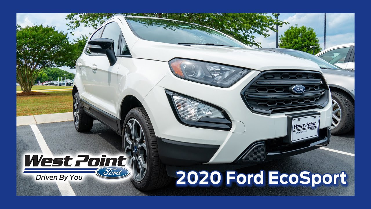 Ford Ecosport Reviews West Point Va West Point Ford
