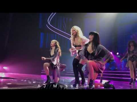 Britney Spears Slumber Party Live From Las Vegas 11 October 2017 FULL PERFORMANCE