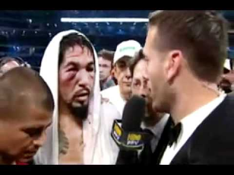 Margarito Interview (after the match)-Tagalog Version :D