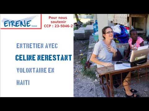 Céline Nérestant sur Radio Cité Genève