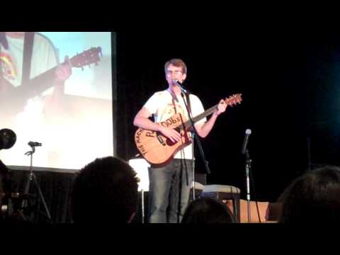 Hank Green - DFTBA song (and reflections on it's meaning) - Vidcon