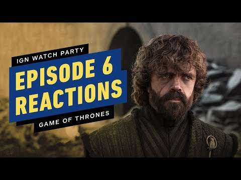 Game of Thrones: Season 8 Episode 6 Reactions - IGN Watch Party