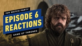 Game of Thrones: Season 8, Episode 6 Reactions - IGN Watch Party