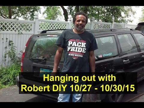 Hanging out with Robert DIY, Volvo repairs and a special tour. – VOTD