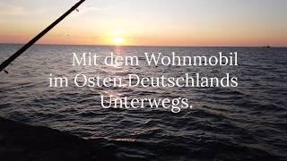 Mit dem Wohnmobil im Osten Deutschlands unterwegs