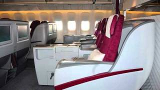 Qatar Airways The World Five Star Airline.