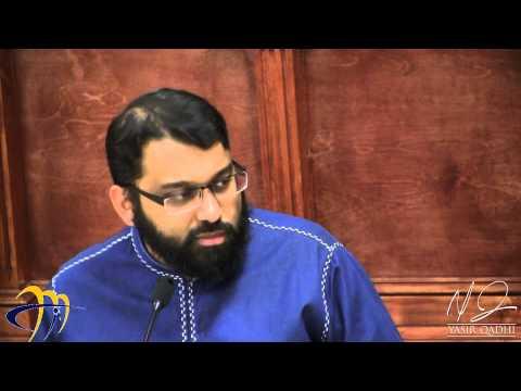 Seerah of Prophet Muhammad 56 - The Slander of Aisha (ra) Part 2 - Yasir Qadhi   10th April 2013