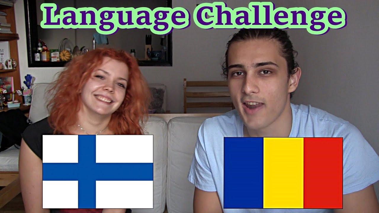 Language Challenge Finnish Vs Romanian How To Write A Christmas