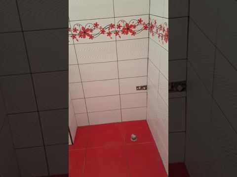 Modul corect de a pune gresia si faianta intr-o baie