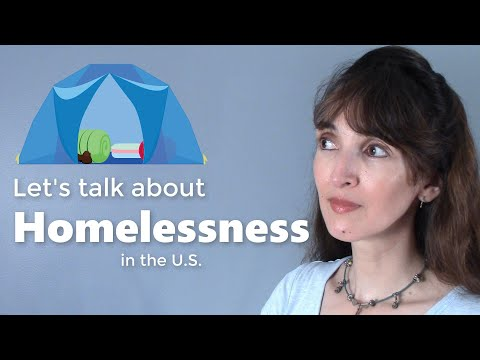 Advanced Conversation with Jennifer on Homelessness in the U.S.