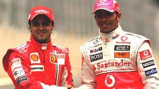 F1 2008 Season Review/Highlights