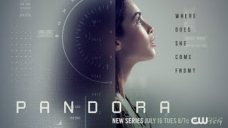 Pandora Series Premiere: Preview CW's Newest Sci-Fi Show - YouTube