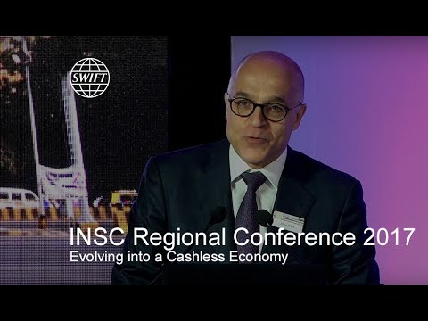INSC Regional Conference 2017 - Evolving into a Cashless Economy through Innovation and Digitisation