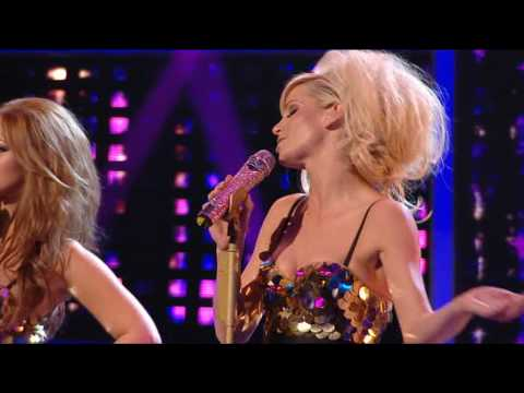Girls Aloud - The Promise (Live on The X Factor)