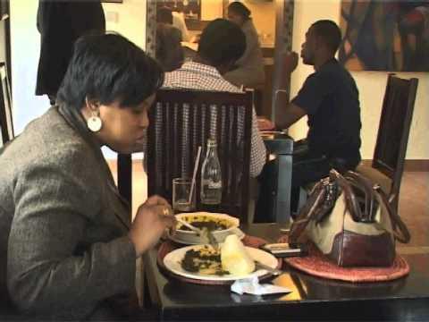 "The nigerian restaurant ""Yellow CHilli"" - Lagos - Nigeria"