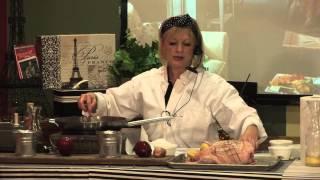 Making Blackberry Sauce With Anita Kern