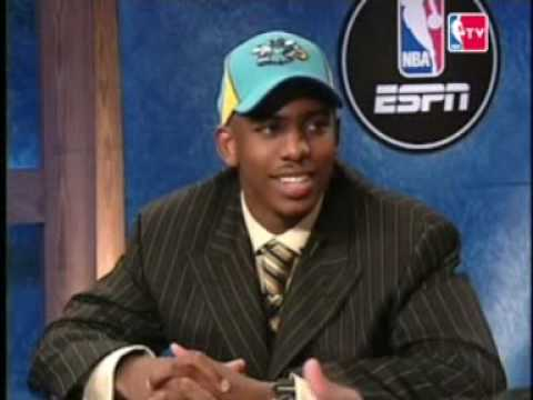 NBA Draft 2005 - Chris Paul (Pick NO.4)
