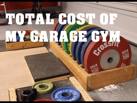 Cost of my Garage Gym ? | Pandos Barbell Club