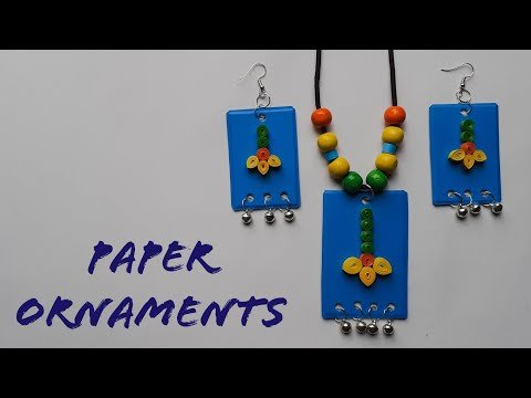 Quilling Paper Ornaments | The Best Crafts