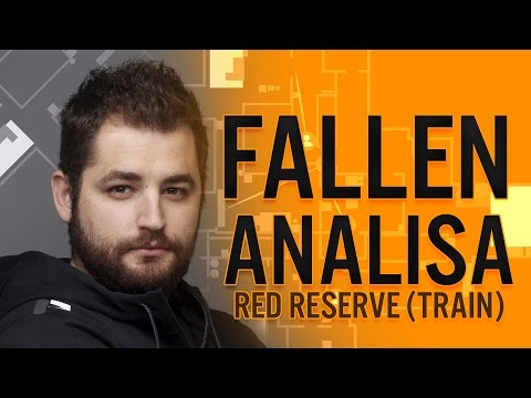 FALLEN Analisa #6 - Red Reserve na CPH Games TRAIN