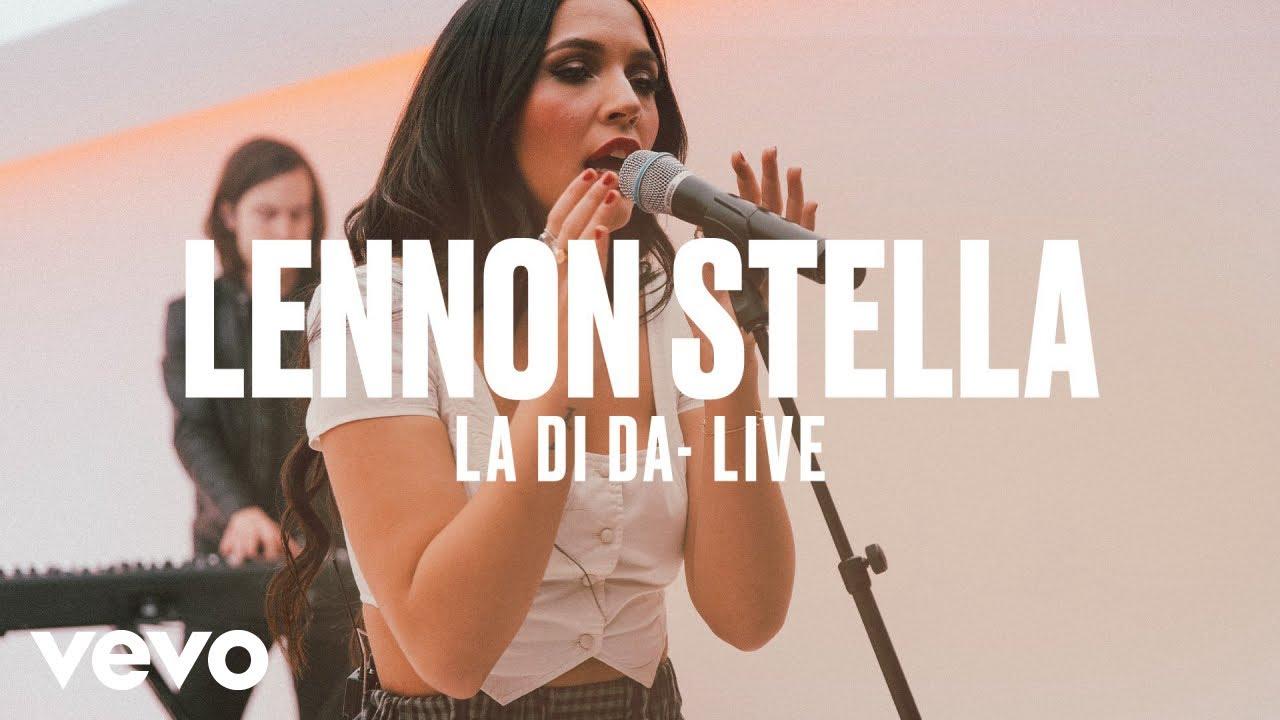 Lennon Stella — La Di Da (Live) | Vevo DSCVR