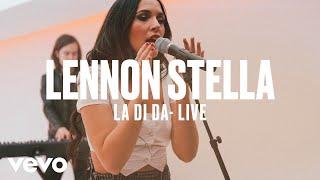 Lennon Stella La Di Da Live Vevo Dscvr