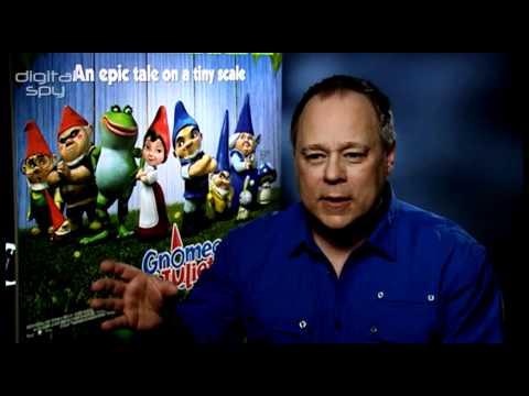 Director Kelly Asbury chats 'Gnomeo & Juliet'