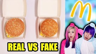 real vs fake challenge
