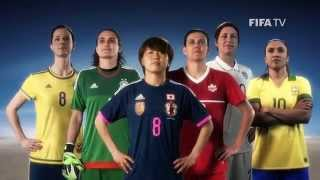 FIFA Women's World Cup Canada 2015™ - OFFICIAL TV Opening