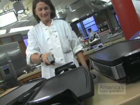 America Test Kitchen Best Electric Griddle