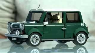 MINI Cooper - LEGO Creator - Designer Video