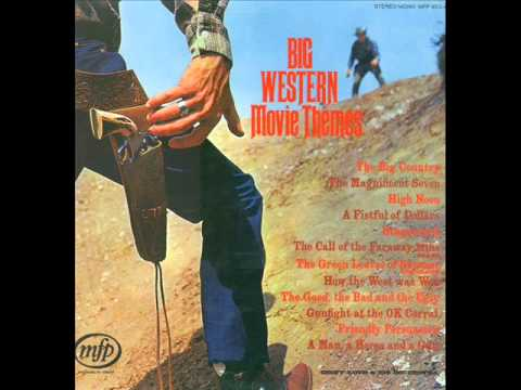 Great/Big western movie themes. The Big Country.  Geoff Love
