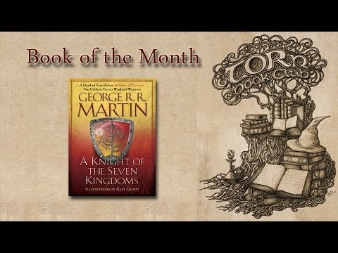 Book of the Month - 'A Knight of the Seven Kingdoms'