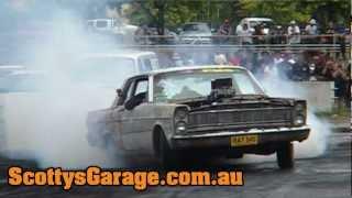 RAT545 - Rusty Galaxie Burnout