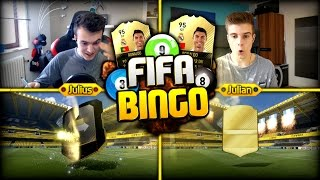 FIFA 17: IF RONALDO FIFA BINGO! WALK OUT SPIELER IM PACK OPENING!